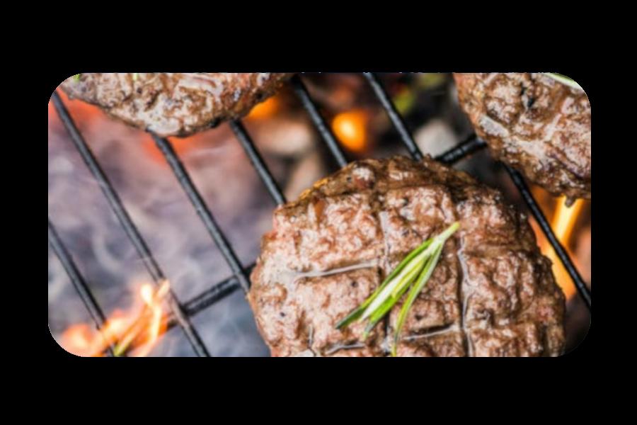 Grillburgeri koolitus toitumisnõustaja Liilia Raikiga